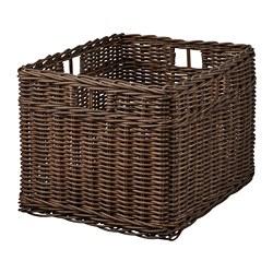 GABBIG - 貯物籃, 深褐色 | IKEA 香港及澳門 - PE729167_S3