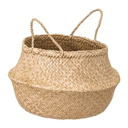 FLÅDIS - basket, seagrass | IKEA Hong Kong and Macau - PE729177_S3