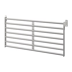 KUNGSFORS - wall grid, stainless steel | IKEA Hong Kong and Macau - PE729389_S3
