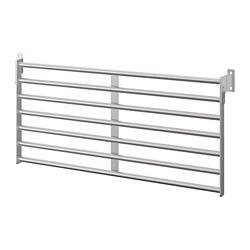 KUNGSFORS - 掛牆架, 不銹鋼 | IKEA 香港及澳門 - PE729389_S3