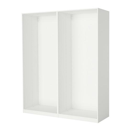 PAX 2 wardrobe frames