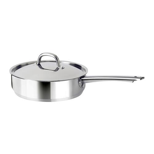 OUMBÄRLIG 連蓋煎鍋