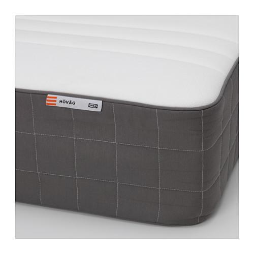 HÖVÅG - pocket sprung mattress, firm/small double | IKEA Hong Kong and Macau - PE638925_S4