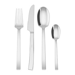 SMAKGLAD - 24-piece cutlery set, stainless steel | IKEA Hong Kong and Macau - PE729428_S3