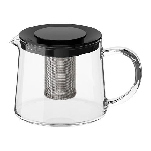 RIKLIG - teapot, glass | IKEA Hong Kong and Macau - PE729458_S4