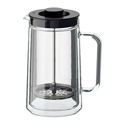 EGENTLIG - 咖啡/茶沖調器, 雙層/透明玻璃 | IKEA 香港及澳門 - PE729471_S3