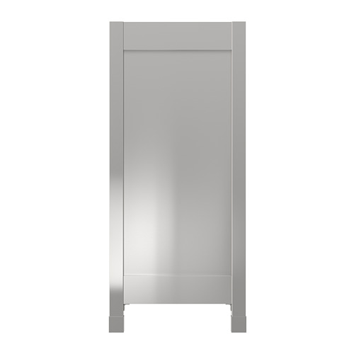 VÅRSTA - cover panel with legs, stainless steel | IKEA Hong Kong and Macau - PE772388_S4