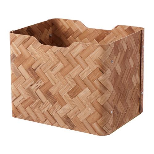 BULLIG - box, bamboo/brown | IKEA Hong Kong and Macau - PE783464_S4