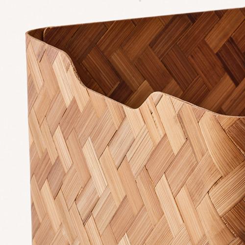 BULLIG - box, bamboo/brown | IKEA Hong Kong and Macau - PE783473_S4