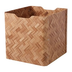 BULLIG - box, bamboo/brown | IKEA Hong Kong and Macau - PE783469_S3