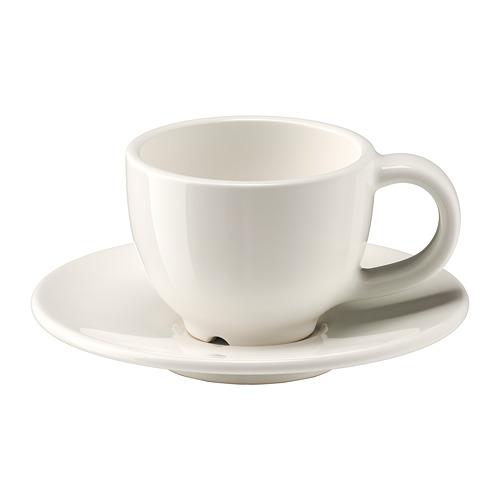 VARDAGEN 意大利咖啡杯連碟