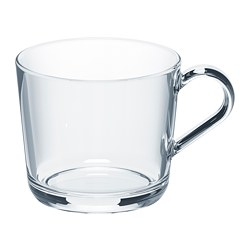 IKEA 365+ - mug, clear glass | IKEA Hong Kong and Macau - PE729518_S3