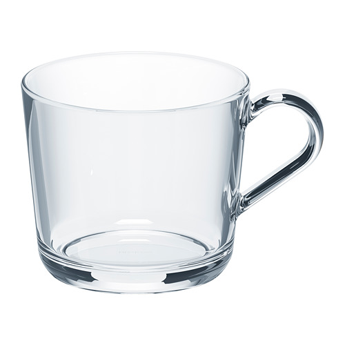 IKEA 365+ - 杯, 透明玻璃 | IKEA 香港及澳門 - PE729518_S4
