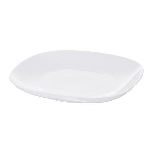 VÄRDERA - 碟, 白色, 25 厘米 | IKEA 香港及澳門 - PE729599_S4