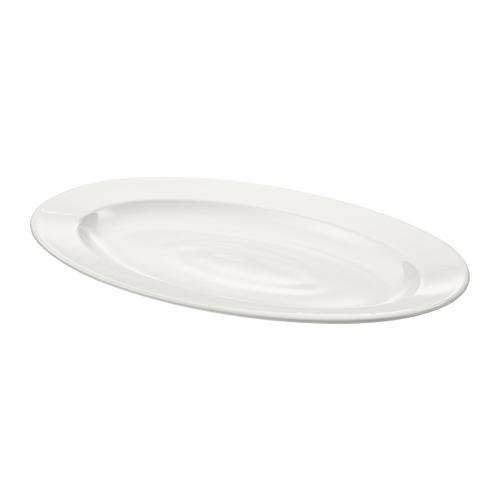 VARDAGEN - serving plate, off-white, 35x23 cm   IKEA Hong Kong and Macau - PE729608_S4