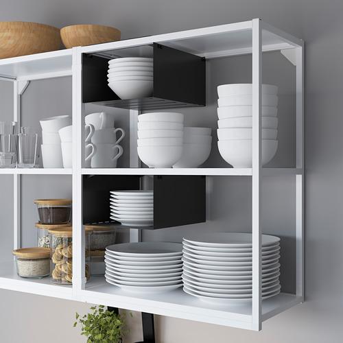 ENHET - wall fr w shelves, white | IKEA Hong Kong and Macau - PE783627_S4