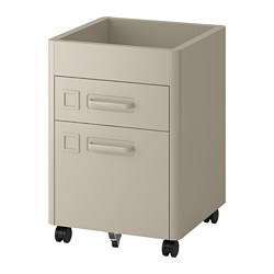 IDÅSEN - drawer unit with smart lock, beige | IKEA Hong Kong and Macau - PE686434_S3