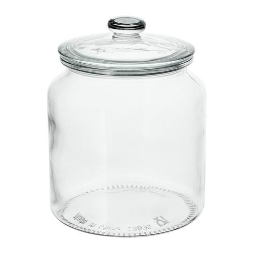 VARDAGEN - 連蓋瓶, 透明玻璃 | IKEA 香港及澳門 - PE729735_S4
