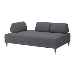 FLOTTEBO - sofa-bed with storage, Gunnared medium grey | IKEA Hong Kong and Macau - PE729758_S3