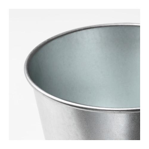 BINTJE - plant pot, galvanised | IKEA Hong Kong and Macau - PE639174_S4