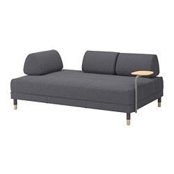 FLOTTEBO - sofa-bed with side table, Gunnared medium grey | IKEA Hong Kong and Macau - PE729788_S3