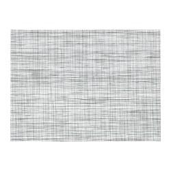 SNOBBIG - 餐墊, 白色/黑色 | IKEA 香港及澳門 - PE729820_S3