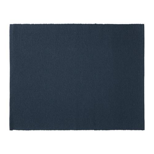 MÄRIT - 餐墊, 深藍色   IKEA 香港及澳門 - PE729800_S4