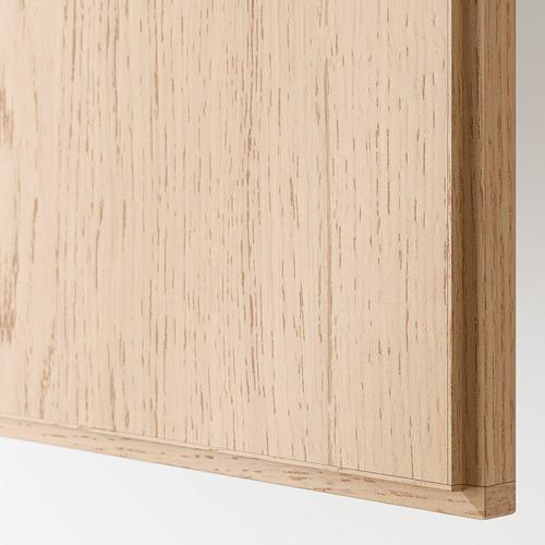 PAX - 衣櫃, 白色/Repvåg 染白橡木飾面   IKEA 香港及澳門 - PE729872_S4