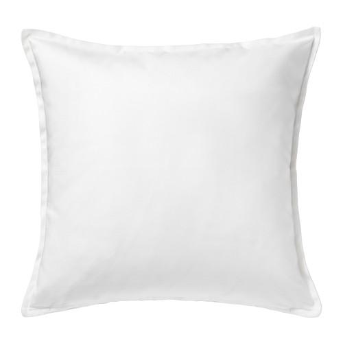GURLI - cushion cover, white | IKEA Hong Kong and Macau - PE369632_S4
