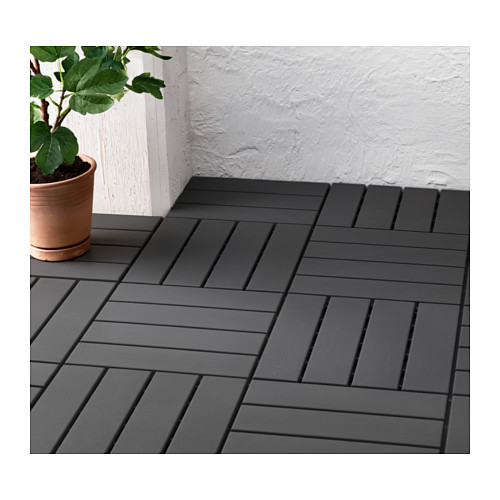 RUNNEN floor decking, outdoor