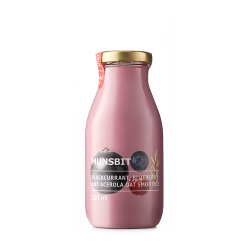 MUNSBIT - oat smoothie, blackcurrant blueberry | IKEA Hong Kong and Macau - PE729889_S4