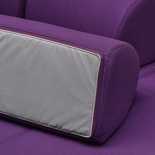 FLOTTEBO - sofa-bed with storage, Vissle purple   IKEA Hong Kong and Macau - PE729895_S4