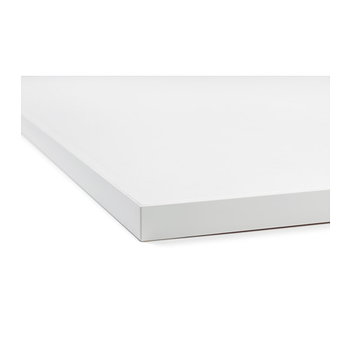 EKBACKEN - worktop, double-sided, light grey/white with white edge | IKEA Hong Kong and Macau - PE513616_S4