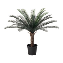 FEJKA - artificial potted plant, in/outdoor sago palm | IKEA Hong Kong and Macau - PE686820_S3
