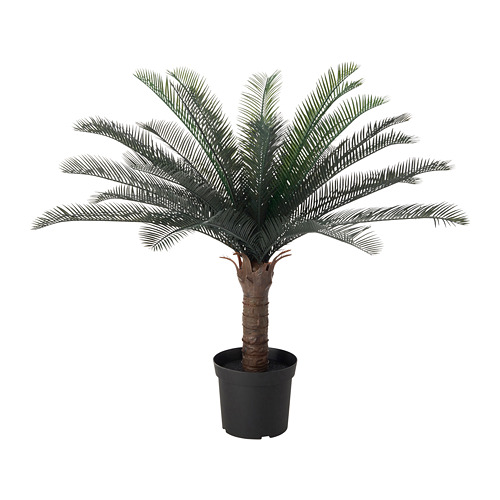 FEJKA - artificial potted plant, in/outdoor sago palm | IKEA Hong Kong and Macau - PE686820_S4