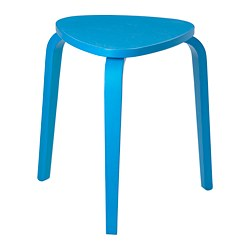 KYRRE - 凳, 藍色 | IKEA 香港及澳門 - PE729954_S3