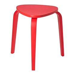KYRRE - 凳, 鮮紅色 | IKEA 香港及澳門 - PE729955_S3