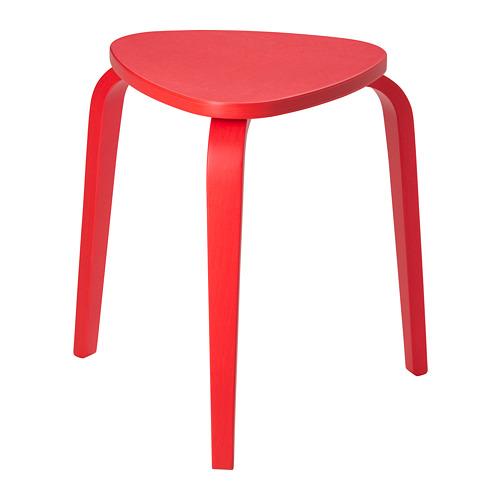 KYRRE - 凳, 鮮紅色 | IKEA 香港及澳門 - PE729955_S4