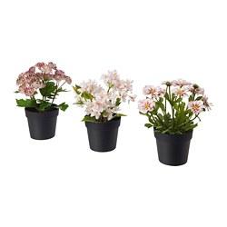 FEJKA - 人造盆栽, 室內/戶外用 粉紅色 | IKEA 香港及澳門 - PE686829_S3
