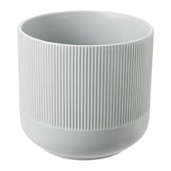 GRADVIS - 花盆, 灰色 | IKEA 香港及澳門 - PE686845_S3