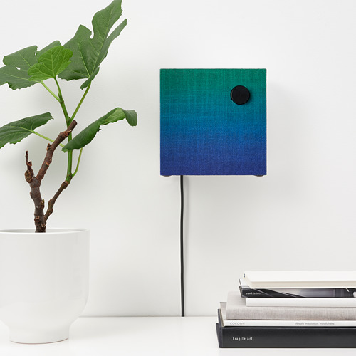 ENEBY - front for bluetooth speaker, green | IKEA Hong Kong and Macau - PE783879_S4