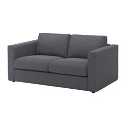VIMLE - 2-seat sofa, Gunnared medium grey | IKEA Hong Kong and Macau - PE639445_S3