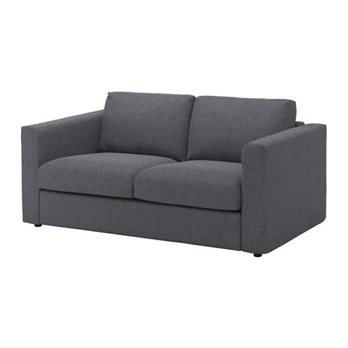 VIMLE cover for 2-seat sofa