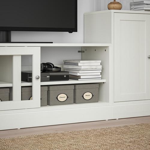 HAVSTA - TV storage combination, white | IKEA Hong Kong and Macau - PE783915_S4