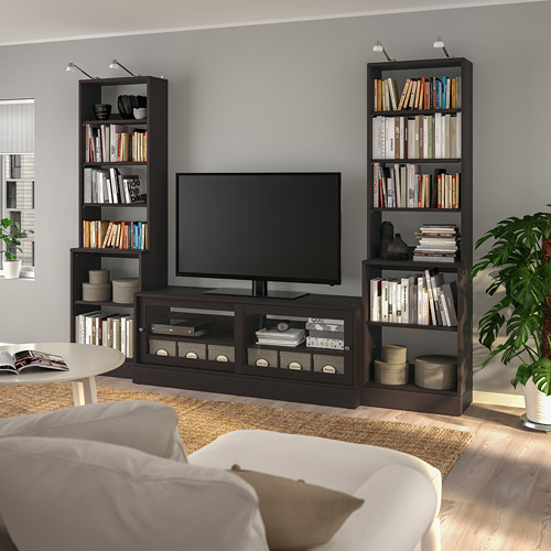 HAVSTA TV storage combination