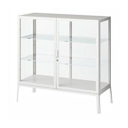 MILSBO - 玻璃門貯物櫃, 白色 | IKEA 香港及澳門 - PE783961_S3