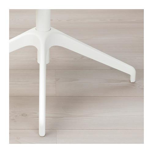 FJÄLLBERGET - conference chair, white stained oak veneer/Gunnared beige | IKEA Hong Kong and Macau - PE689987_S4