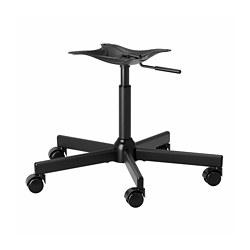 MALSKÄR - 椅框,旋轉座, 黑色 | IKEA 香港及澳門 - PE778669_S3