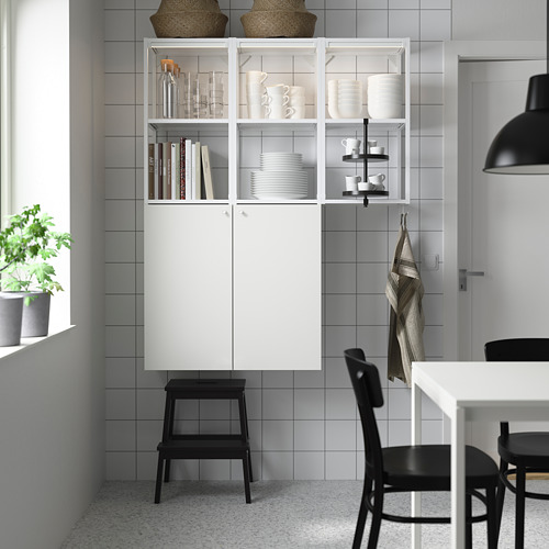 ENHET - 上牆式貯物架組合, 白色 | IKEA 香港及澳門 - PE784031_S4