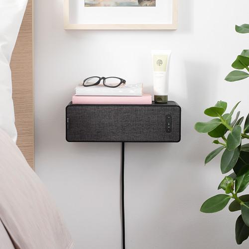 SYMFONISK - WiFi bookshelf speaker, black | IKEA Hong Kong and Macau - PE730109_S4
